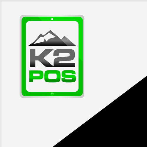 Logo concept for POS tablet