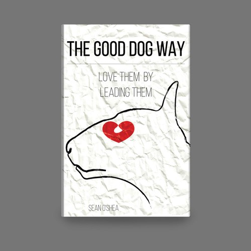 Cover for Dog Training Book