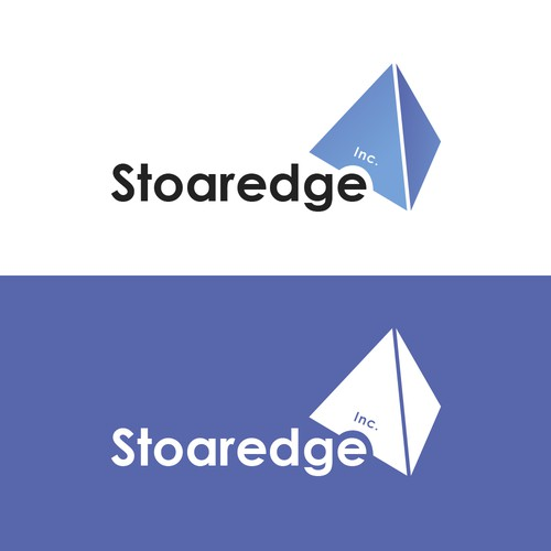 Simple and clean logo design concept.