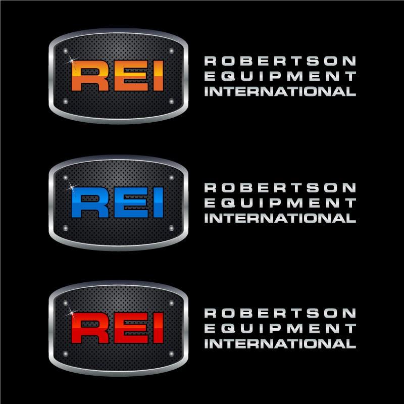 Help REI, Robertson Equipment International with a new logo