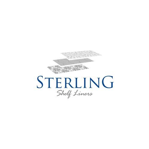 Shelf liners logo