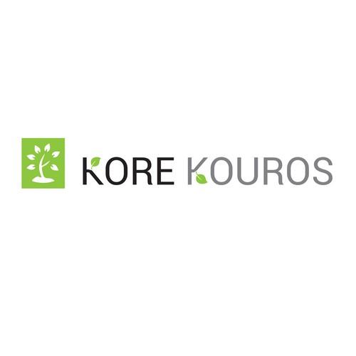 Kore Kouros concept for skin care line