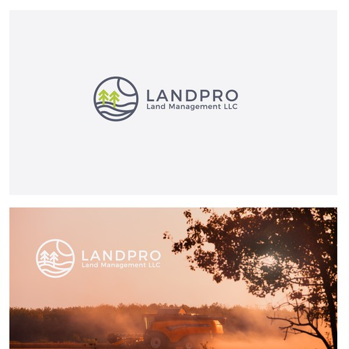 Sustainable Land Management Logo