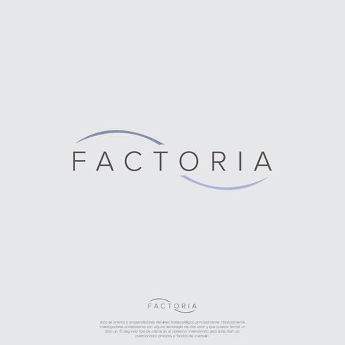 Logo Design For FACTORIA