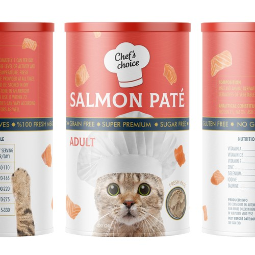 Super premium pet food