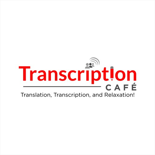 LOGO FOR THE TRANSLATION AND  TRANSCRIPTION BUSINESS