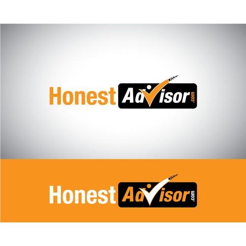 HonestAdvisor: Create a Logo for a New Software/Technology Information Site