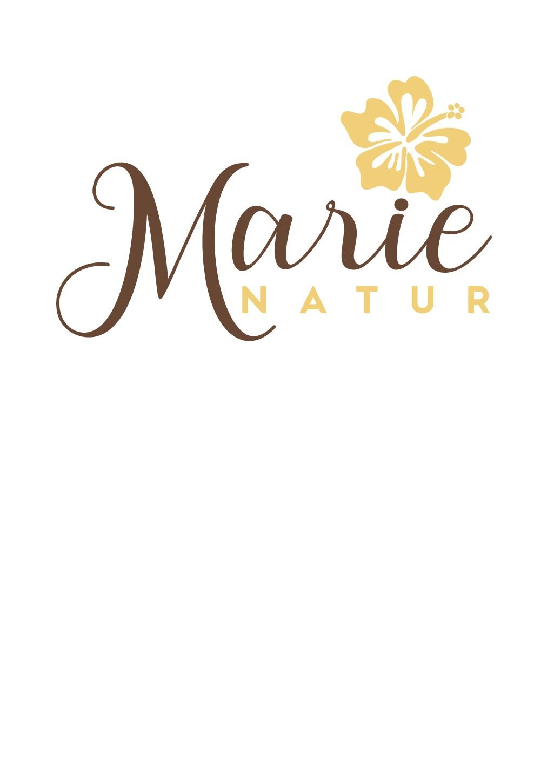 EIn Logo und CI für die Naturprodukte von Marie Natur