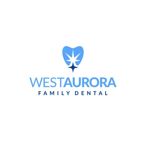 Logo for dental office