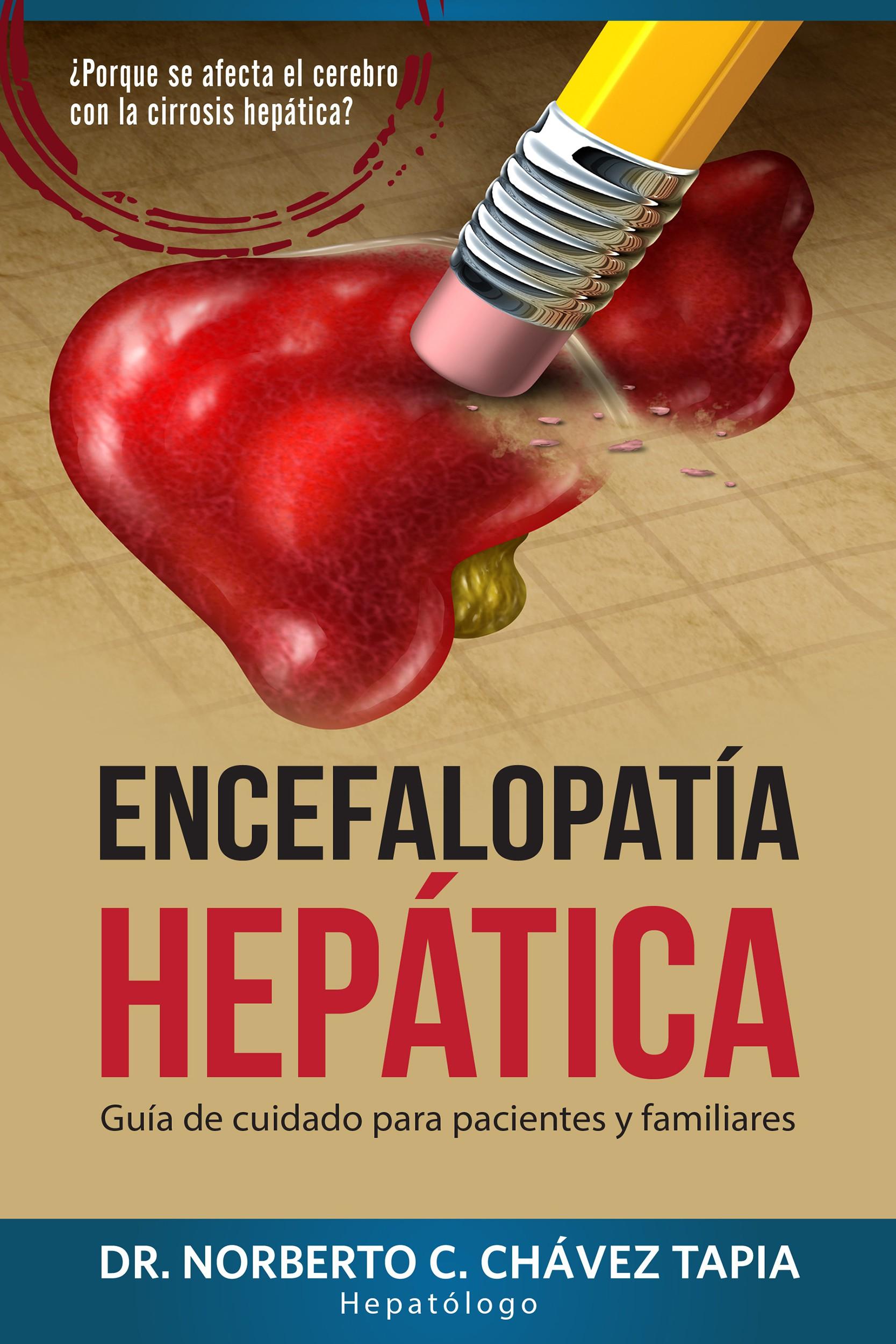 e-book cover Encefalopatía hepática