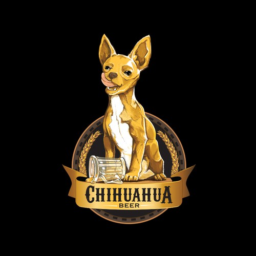 Chihuahua Beer Logo