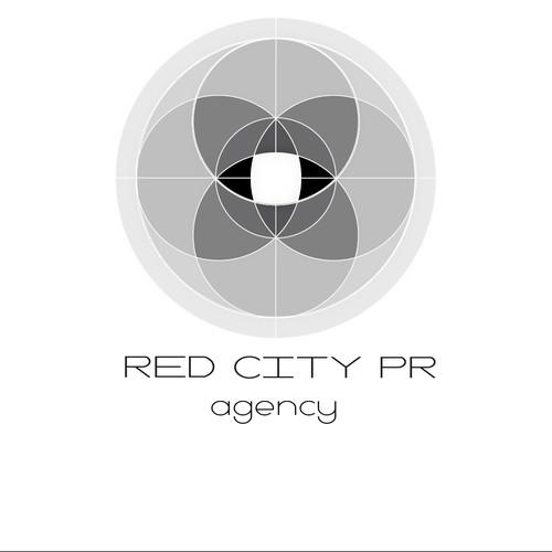 Geometrical Logo for PR Company