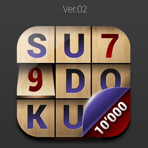 Launcher Icon for Android Sudoku app