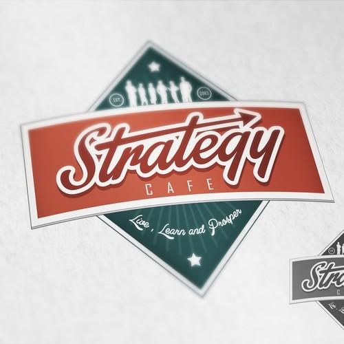Create a new logo for a Expanding Community of Entrepreneurs.