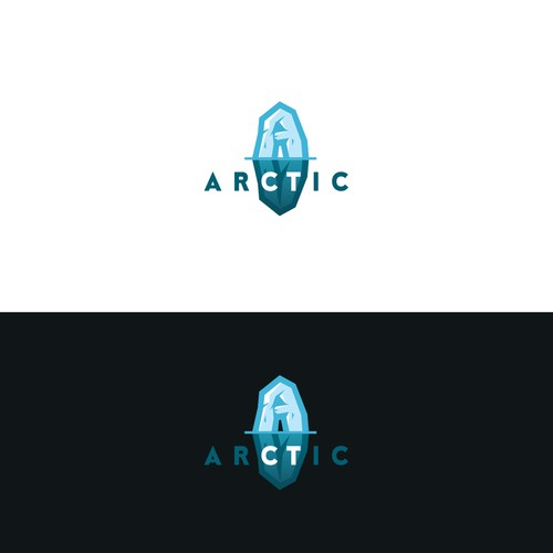Bold logo concept for a company