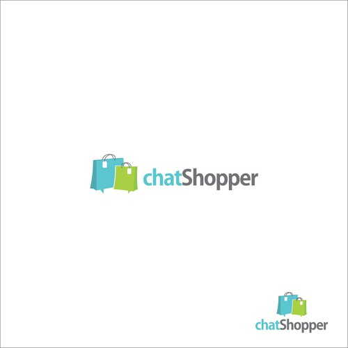 chat shopping bag