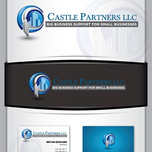 New logo wanted for Castle Partners LLC