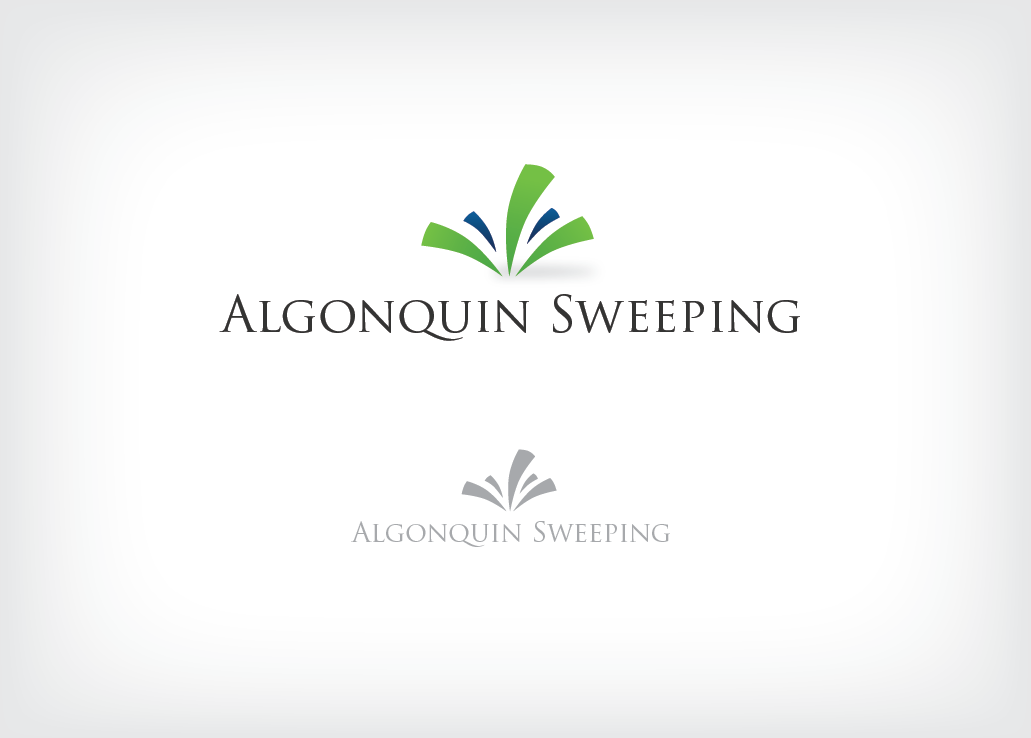 Help Algonquin Sweeping with a new logo