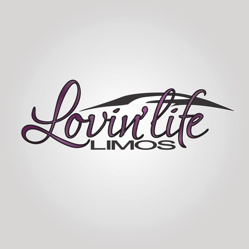 Create fun logo for a beachtown limo service- Lovin' Live Limos
