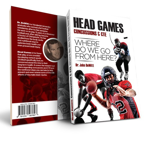 "winning cover design for book ""Head Games"""