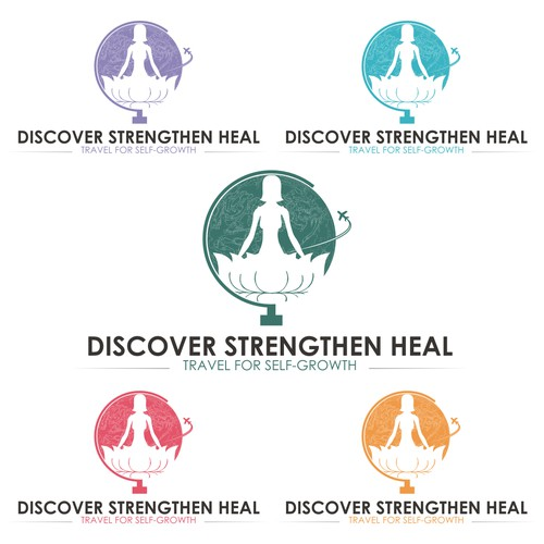 Discover Strengthen Heal