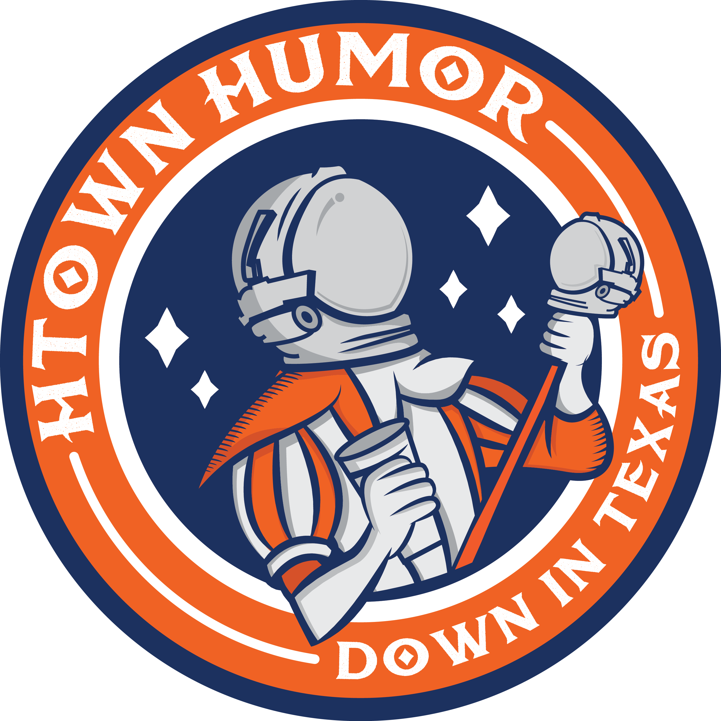 I need an astronaut in a Joker Card logo design or SOMETHING CREATIVE with an ASTRONAUT