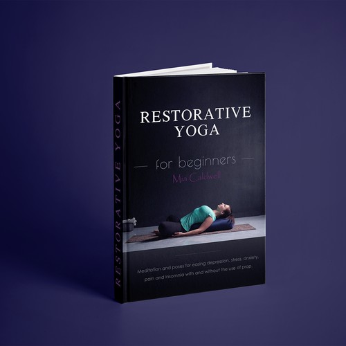 Restorative Yoga Book Cover