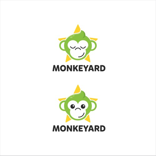 Logo concept for Monkeyard