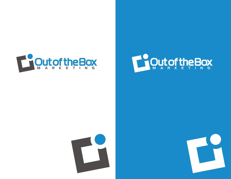 "Create the logo for ""Out of the Box Marketing"""