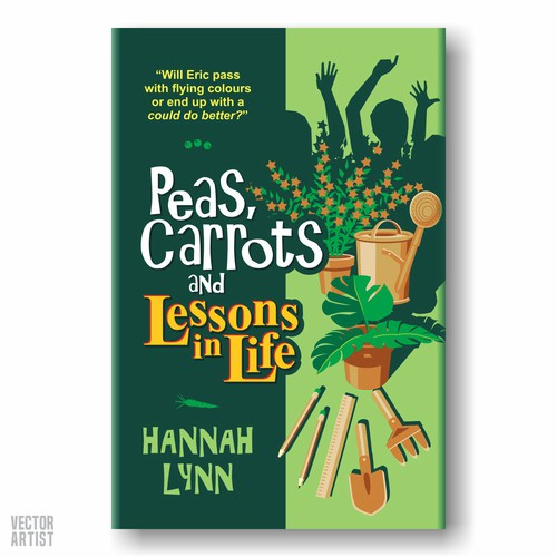 Peas, Carrots and Lessons In Life