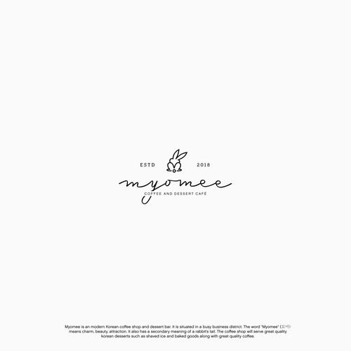 "Myomee  ""Coffee and Dessert Cafe"""
