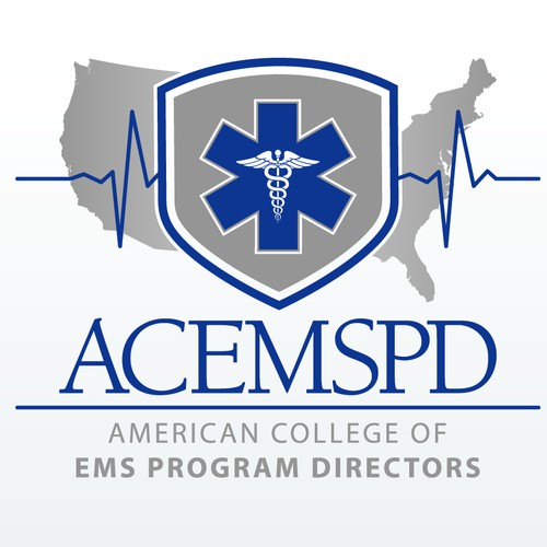 Logo design for College of EMS Program Directors