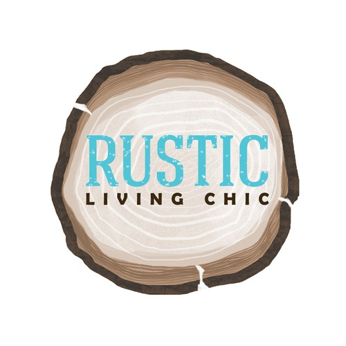 Rustic Living Chic