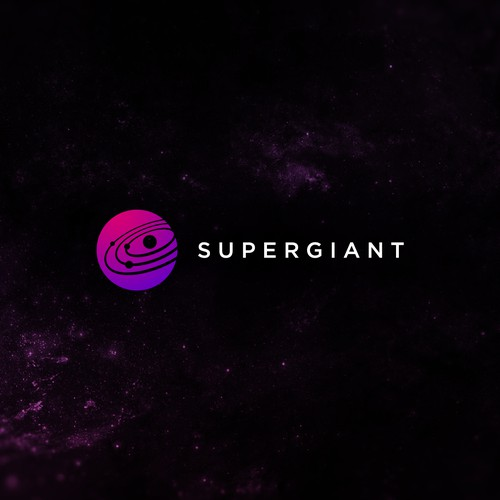 Creative logo for Supergiant