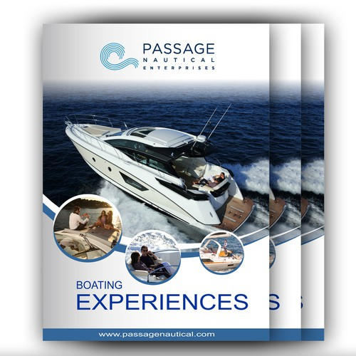 brochure for Yacht Charters in San Francisco