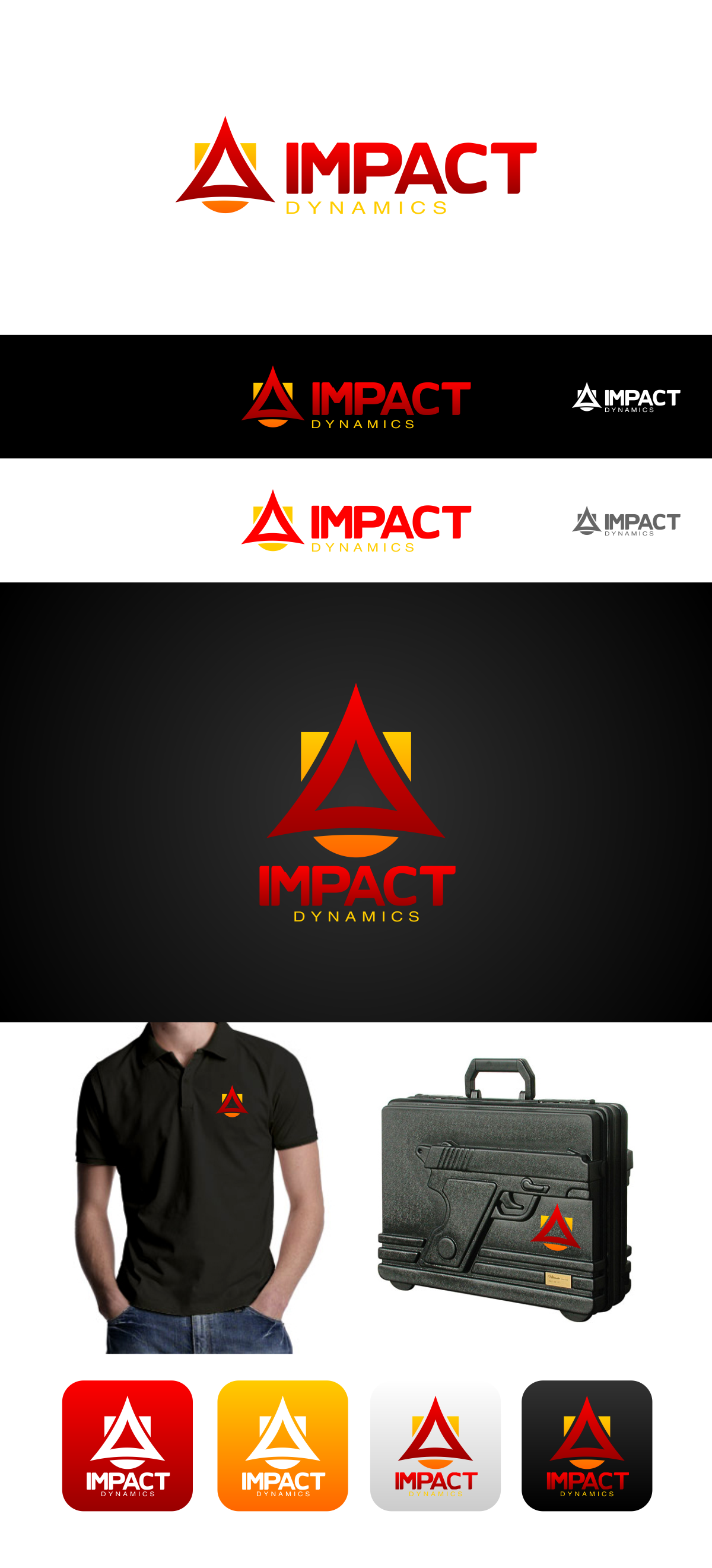 Help Impact Dynamics with a new logo