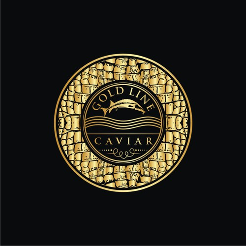 Gold Line Caviar