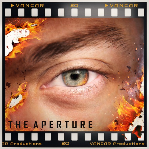 "VANCAR - Album Cover ""THE APERTURE"""