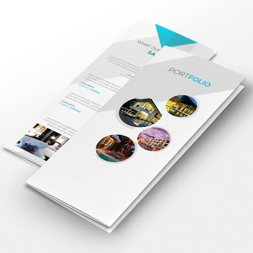 Creative Brochure DEISGN
