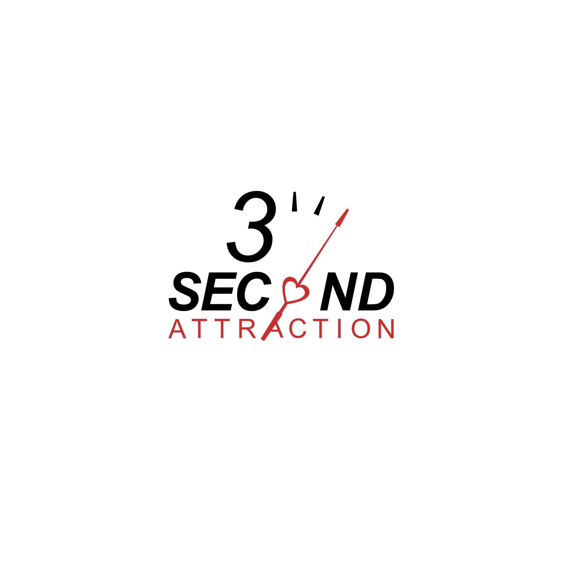 3 Second Attraction Logo (plus a $400 followup design)