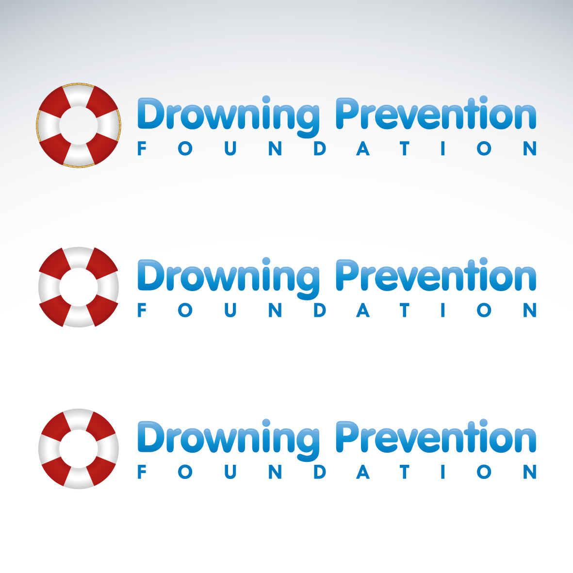 Create the next logo for Drowning Prevention Foundation