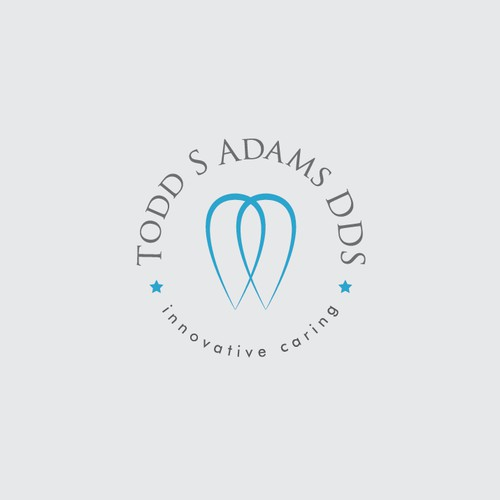 Iconic logo for Todd S Adams DDS