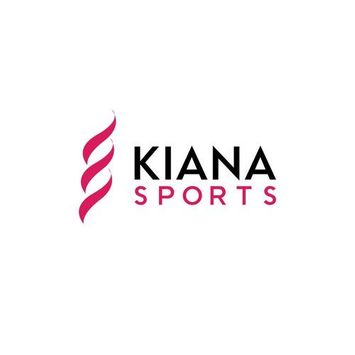 Kiana sports logo