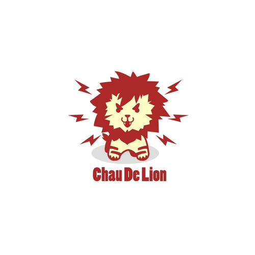loud logo for chau de lion
