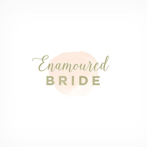 logo for a wedding blogger