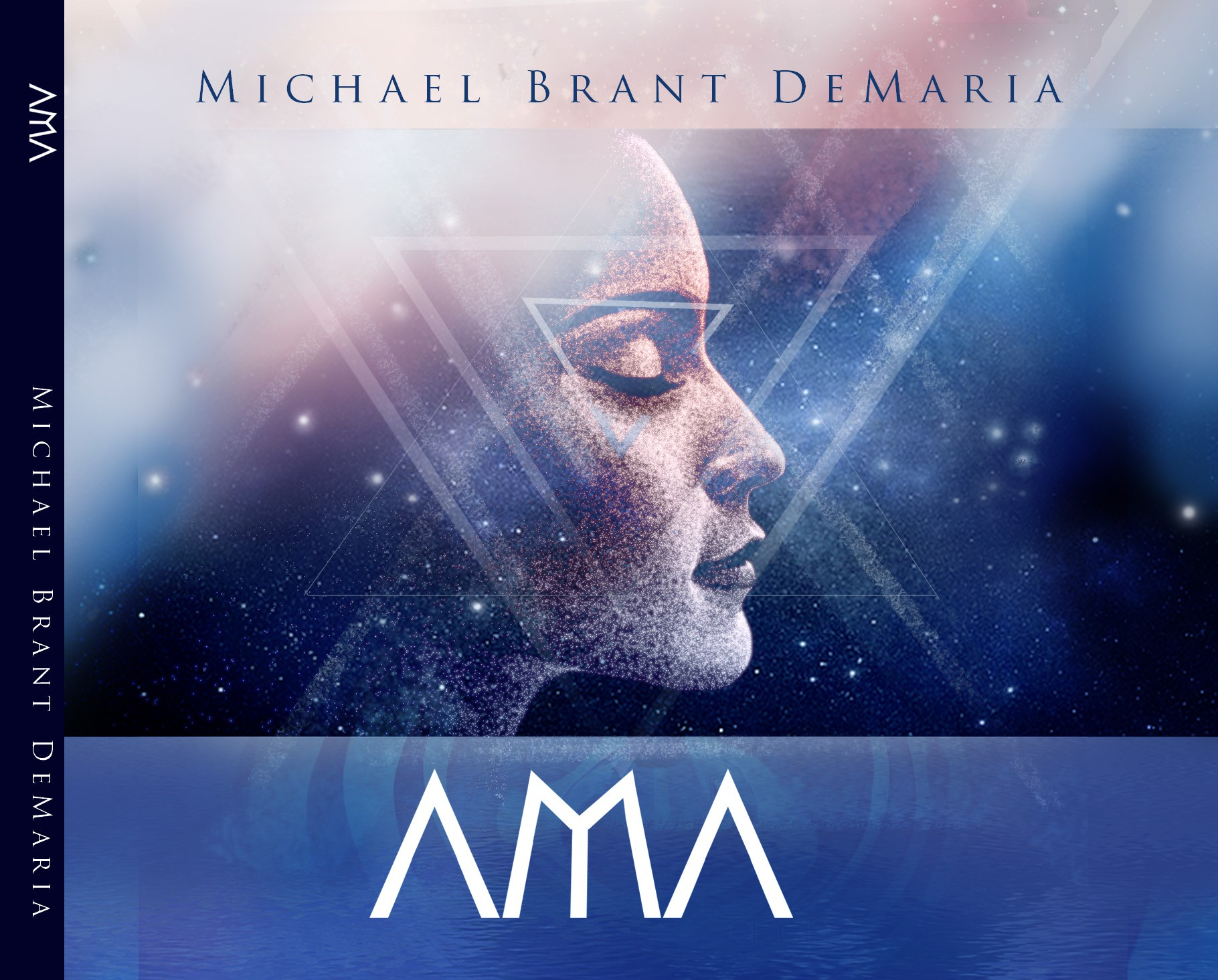Design peaceful captivatin design for 4-time Grammy nominee's new age healing ambient music album