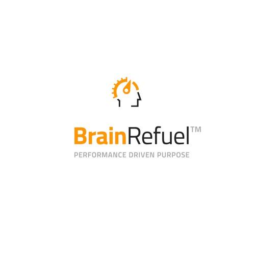 BrainRefuel design concept
