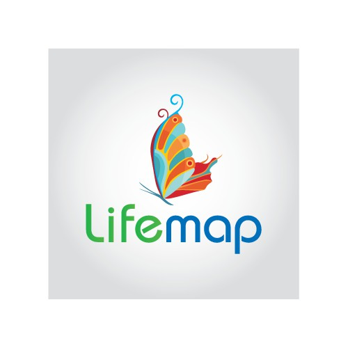 Logo concept for LifeMap