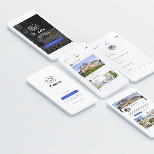Propsta - share and sell your home!