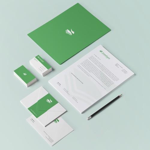 Slideflight Branding Design